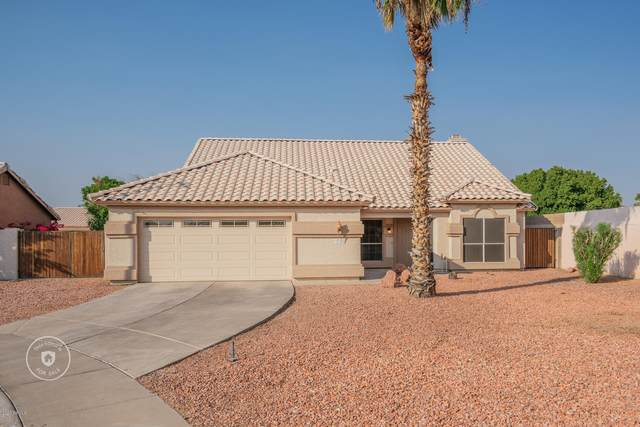 6026 W Pontiac Drive, Glendale, AZ 85308 (MLS #6149590) :: The Laughton Team