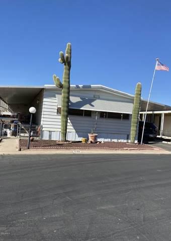 8780 E Mckellips Road #248, Scottsdale, AZ 85257 (MLS #6149597) :: The Garcia Group
