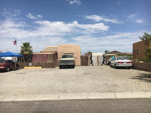 10277 S Cyclone Avenue, Yuma, AZ 85365 (MLS #6149603) :: Keller Williams Realty Phoenix