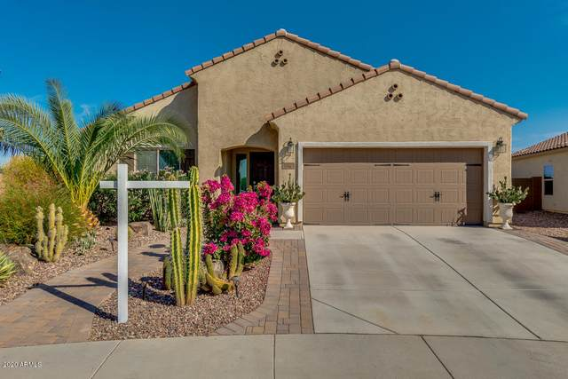 5381 W Victory Way, Florence, AZ 85132 (MLS #6149624) :: NextView Home Professionals, Brokered by eXp Realty
