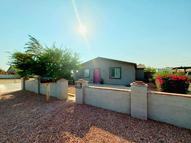 13806 N El Frio Street, El Mirage, AZ 85335 (MLS #6149653) :: CANAM Realty Group