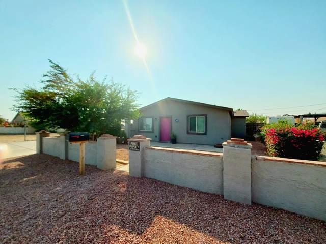 13806 N El Frio Street, El Mirage, AZ 85335 (MLS #6149653) :: Midland Real Estate Alliance