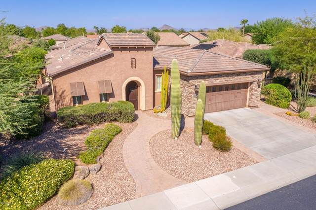 12892 W Pinnacle Vista Drive, Peoria, AZ 85383 (MLS #6149660) :: The Laughton Team