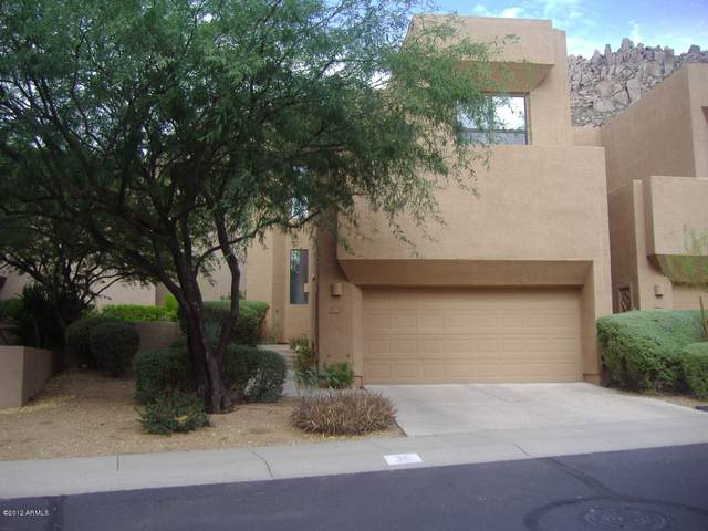 25555 N Windy Walk Drive #36, Scottsdale, AZ 85255 (MLS #6149688) :: The Helping Hands Team