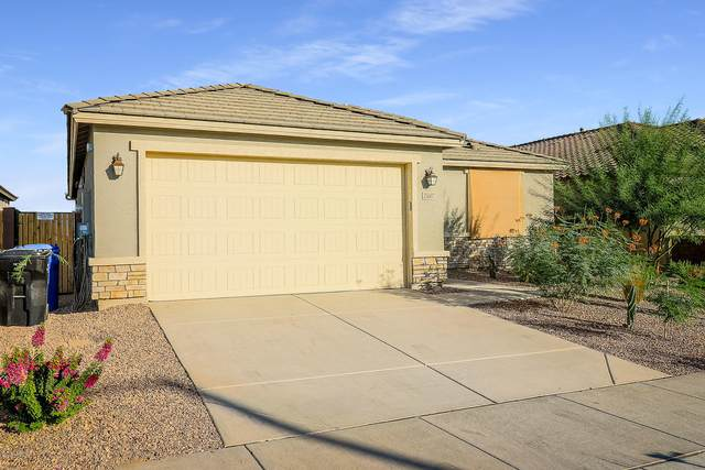 25607 N 161ST Avenue, Surprise, AZ 85387 (MLS #6149692) :: The Laughton Team