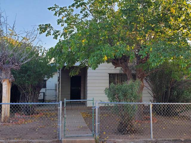 627 E 4 Street, Douglas, AZ 85607 (MLS #6149695) :: My Home Group