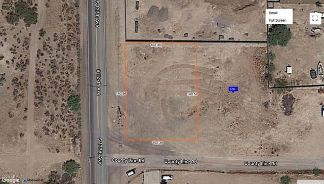 12694 W County Line Road, Avondale, AZ 85323 (MLS #6149704) :: Long Realty West Valley