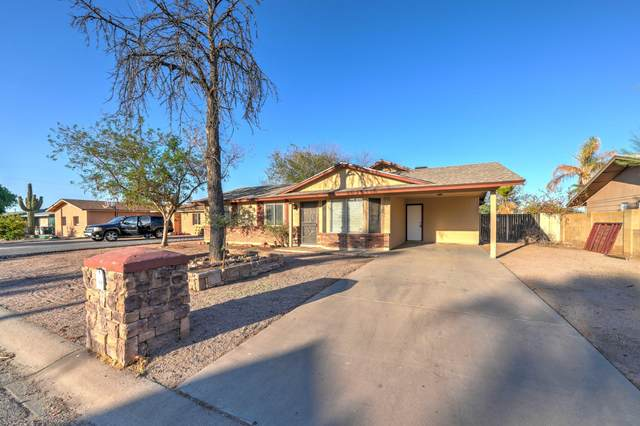 1406 S Buena Vista Drive, Apache Junction, AZ 85120 (MLS #6149709) :: Scott Gaertner Group