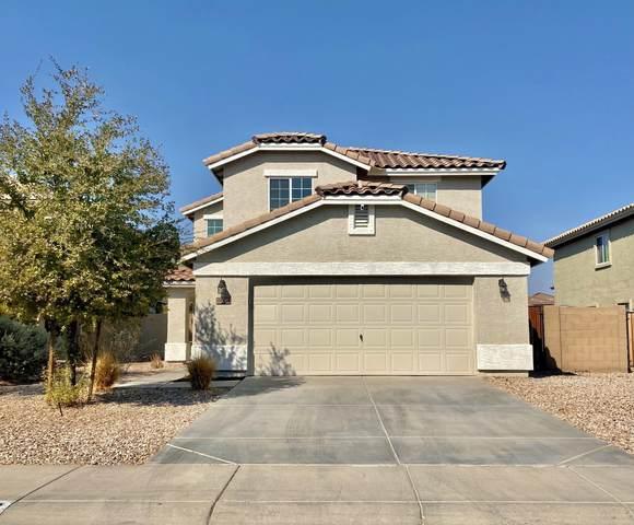 22252 W Desert Bloom Street, Buckeye, AZ 85326 (MLS #6149749) :: Long Realty West Valley