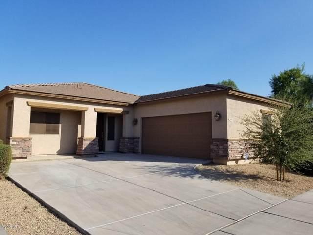 1105 S Fargo Street, Chandler, AZ 85286 (MLS #6149770) :: The Riddle Group