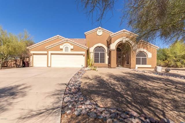 8510 E Rowel Road, Scottsdale, AZ 85255 (MLS #6149787) :: REMAX Professionals