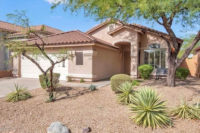 10354 E Morning Star Drive, Scottsdale, AZ 85255 (MLS #6149829) :: Dijkstra & Co.