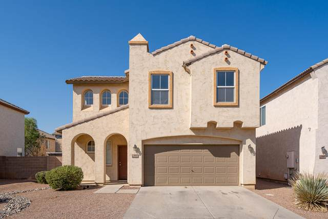 2522 S 89TH Drive, Tolleson, AZ 85353 (MLS #6149830) :: Lucido Agency