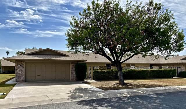 19023 N Signal Butte Circle, Sun City, AZ 85373 (MLS #6149831) :: Selling AZ Homes Team