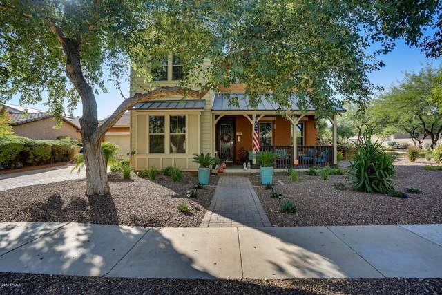 3742 N Springfield Street, Buckeye, AZ 85396 (MLS #6149833) :: Brett Tanner Home Selling Team