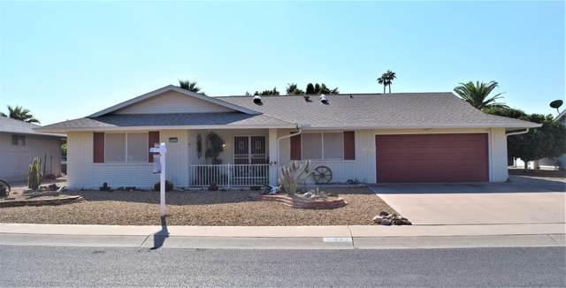 9922 W Prairie Hills Circle, Sun City, AZ 85351 (MLS #6149854) :: Service First Realty