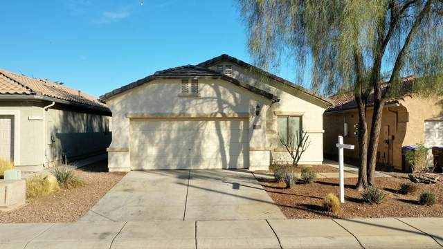 2313 N Pecos Drive, Florence, AZ 85132 (MLS #6149868) :: The Property Partners at eXp Realty