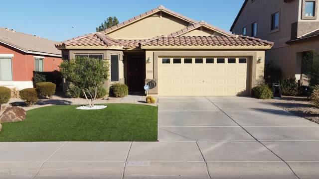 19749 N Castille Drive, Maricopa, AZ 85138 (MLS #6149891) :: Conway Real Estate