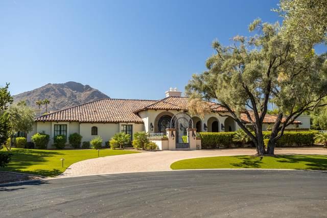 6321 E Naumann Drive, Paradise Valley, AZ 85253 (MLS #6149893) :: The Daniel Montez Real Estate Group