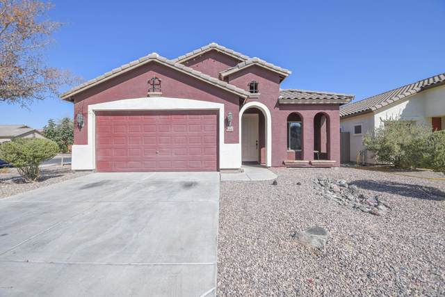 1166 E Jardin Drive, Casa Grande, AZ 85122 (MLS #6149894) :: BVO Luxury Group