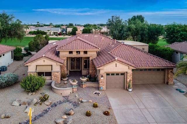 17563 N Horseshoe Drive, Surprise, AZ 85374 (MLS #6149929) :: Long Realty West Valley