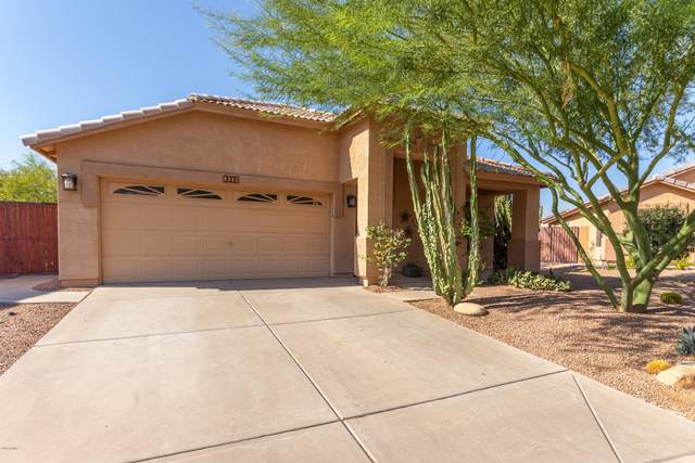 2104 S Joplin, Mesa, AZ 85209 (MLS #6149931) :: The W Group