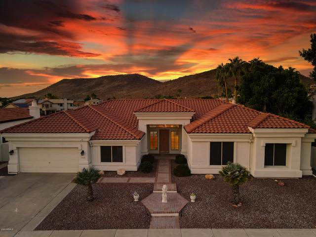 5318 W Rose Garden Lane, Glendale, AZ 85308 (MLS #6149951) :: The Laughton Team