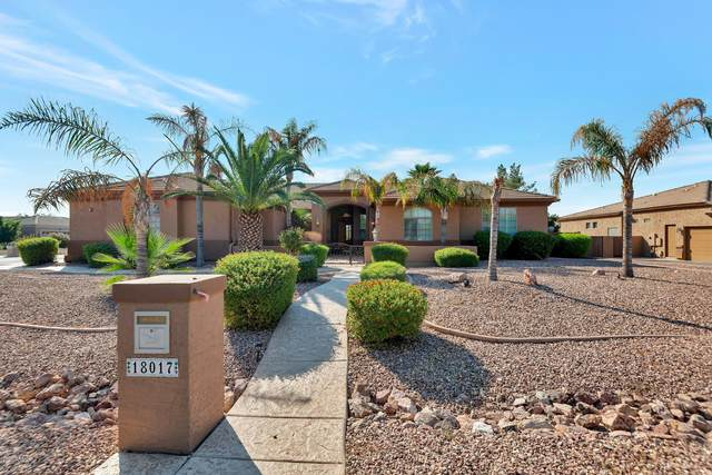 18017 W Georgia Court, Litchfield Park, AZ 85340 (MLS #6149959) :: Devor Real Estate Associates