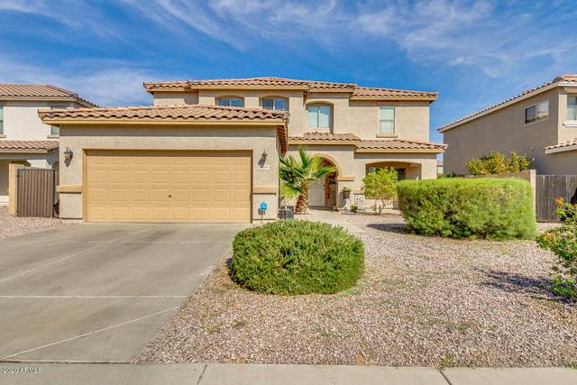 2900 W Sunshine Butte Drive, San Tan Valley, AZ 85142 (MLS #6149960) :: Lucido Agency