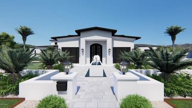 6608 E Horseshoe Lane, Paradise Valley, AZ 85253 (MLS #6149969) :: The Riddle Group