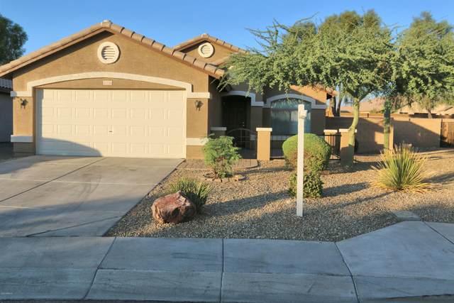 25728 W Kendall Street, Buckeye, AZ 85326 (MLS #6149980) :: Devor Real Estate Associates