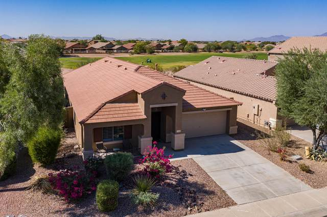 22366 N Vanderveen Way, Maricopa, AZ 85138 (MLS #6149995) :: The Riddle Group