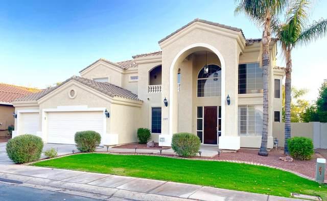 1509 W Commerce Avenue, Gilbert, AZ 85233 (MLS #6150009) :: REMAX Professionals