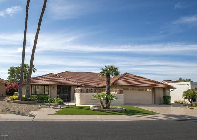 13351 W Ballad Drive, Sun City West, AZ 85375 (MLS #6150013) :: Long Realty West Valley