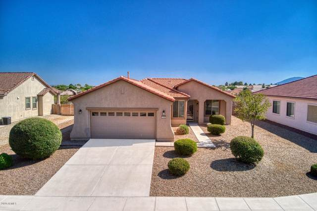 2248 Prairie Grass Drive, Sierra Vista, AZ 85635 (MLS #6150014) :: The Property Partners at eXp Realty