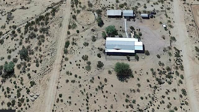 2249 W Daniel Road, Queen Creek, AZ 85142 (MLS #6150019) :: Brett Tanner Home Selling Team