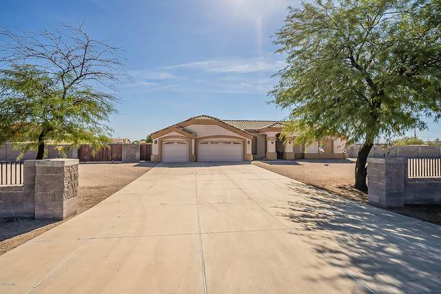 3587 E Vista Grande, San Tan Valley, AZ 85140 (MLS #6150025) :: Scott Gaertner Group