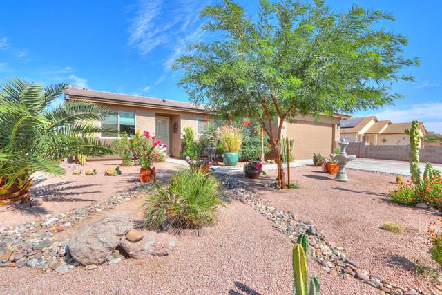 11830 W Loma Vista Drive, Arizona City, AZ 85123 (MLS #6150036) :: Relevate | Phoenix
