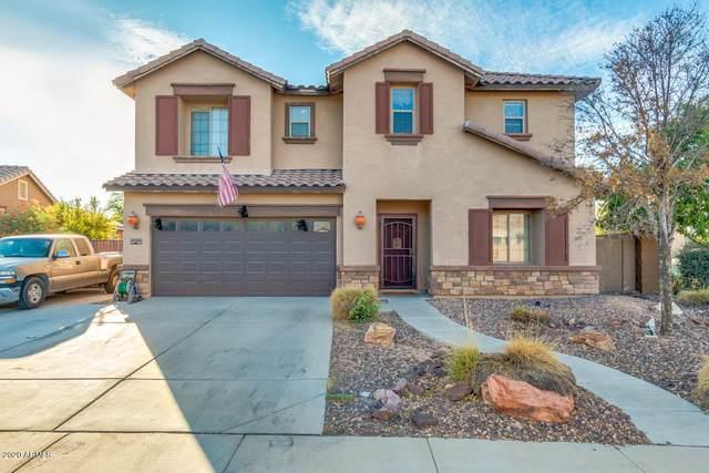 21394 N Denton Drive, Maricopa, AZ 85138 (MLS #6150045) :: The J Group Real Estate | eXp Realty