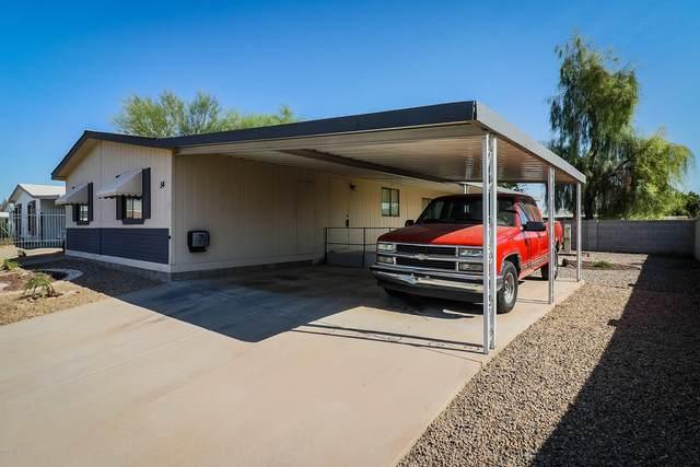 8601 N 103RD Avenue #54, Peoria, AZ 85345 (MLS #6150046) :: D & R Realty LLC