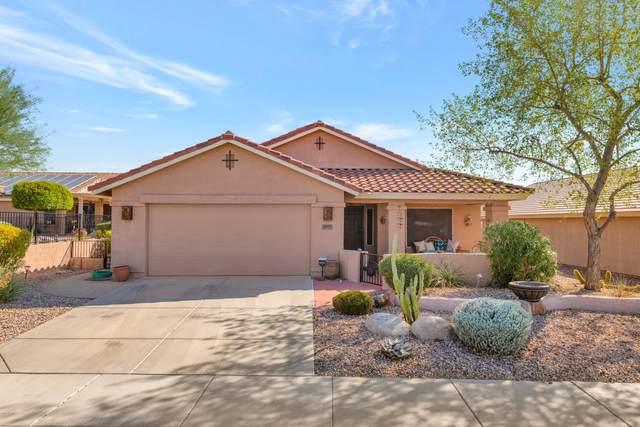 557 S 231ST Drive, Buckeye, AZ 85326 (MLS #6150056) :: REMAX Professionals