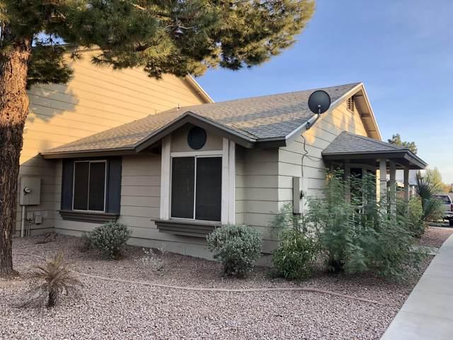 10101 N 91ST Avenue #114, Peoria, AZ 85345 (MLS #6150080) :: Long Realty West Valley