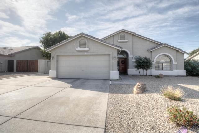 7919 E Covina Street, Mesa, AZ 85207 (MLS #6150086) :: Long Realty West Valley