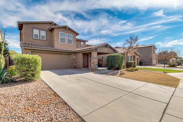21911 N Bolivia Street, Maricopa, AZ 85138 (MLS #6150100) :: The Property Partners at eXp Realty