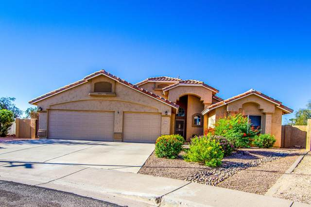 10017 W Runion Drive, Peoria, AZ 85382 (MLS #6150103) :: The Riddle Group