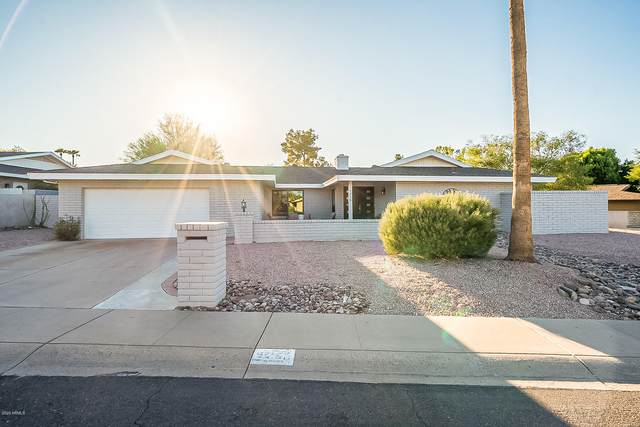 9216 N 29TH Street, Phoenix, AZ 85028 (MLS #6150108) :: Devor Real Estate Associates