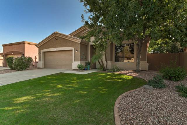 15119 W Country Gables Drive, Surprise, AZ 85379 (MLS #6150109) :: The Laughton Team
