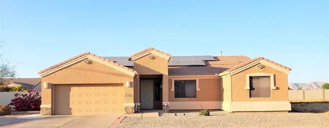 1350 E Saddle Drive, Casa Grande, AZ 85122 (MLS #6150115) :: Keller Williams Realty Phoenix