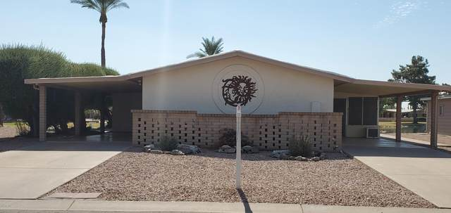 9108 E Country Club Drive, Sun Lakes, AZ 85248 (MLS #6150124) :: Midland Real Estate Alliance