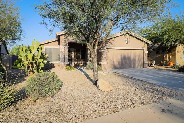 13309 S 176TH Drive, Goodyear, AZ 85338 (MLS #6150129) :: Lucido Agency